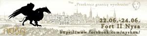 Banner wydarzenia Nyskon 2018