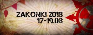 Banner wydarzenia Zakonki