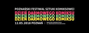 Logo Festiwalu Darmowego Komiksu