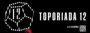 Banner konwentu Toporiada XII