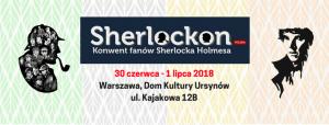 Sherlockon Polska w Warszawie