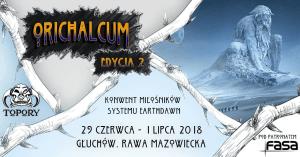 Orichalcum edycja 2