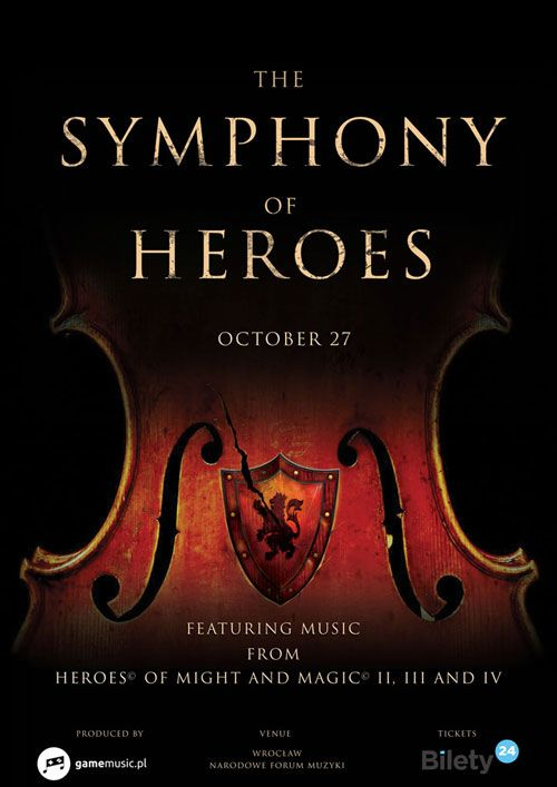 symphony of heroes