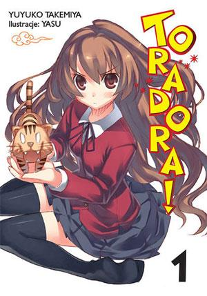 Toradora Light Novel