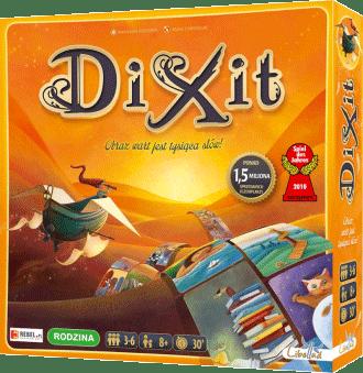 Recenzja gry planszowej Dixit Konwenty Południowe