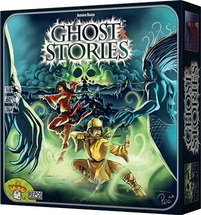 Ghost Stories - Druga edycja