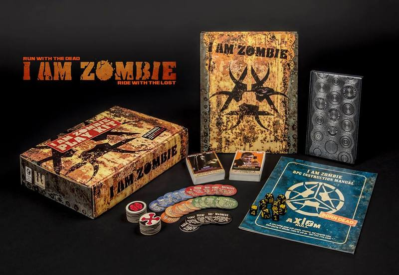 I Am Zombie: Play Kit & Field Manual