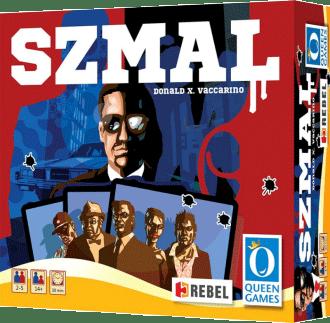 Recenzja gry planszowej Szmal Konwenty Południowe